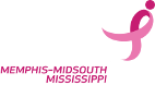 Susan G Komen Memphis MidSouth Mississippi® Logo