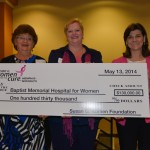Baptist Memorial Hospital received$130,000 to provide mammograms to underserved women on a digitally-equipped mobile unit. (640x512) (2)