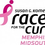 SGK Memphis - Race for the Cure Logo
