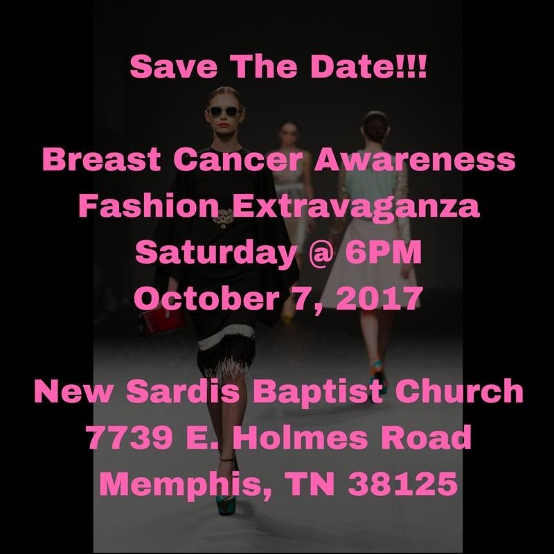 Memphis breast cancer walk